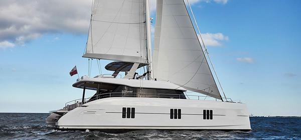 Sunreef 60 Catamaran Sinata