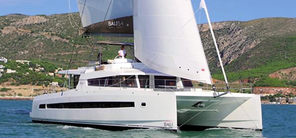 Bali 5.4 Catamaran