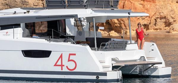 Elba 45 Catamaran