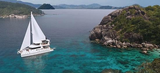 Shangani Catamaran