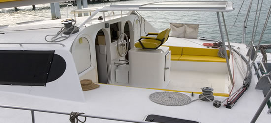 Mozart Catamaran
