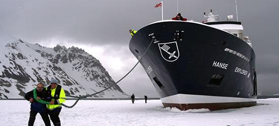 Hanse Explorer