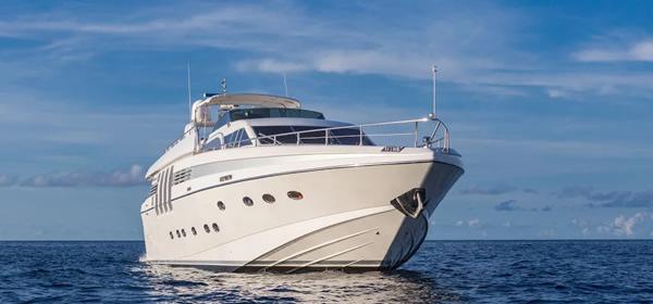 M/Y Sea Leopard