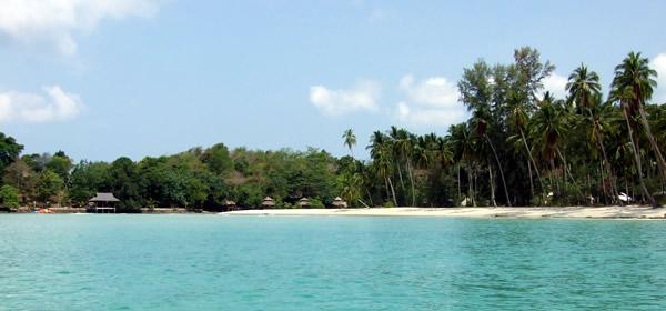Beautiful Beaches, Koh Chang