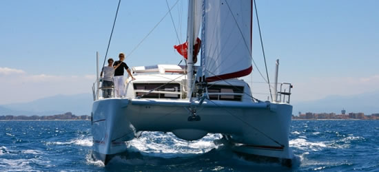 Catana 42 Ocean Class