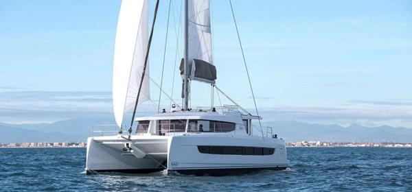 Bali 4.8 Catamaran