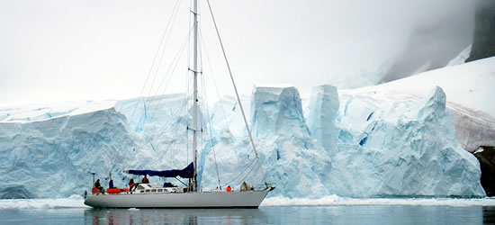 Expedition Yacht Sauvage
