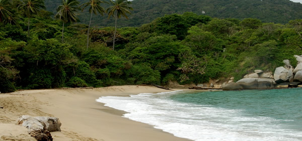 Beaches of Cartagena