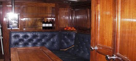 Wayward Classic Yacht