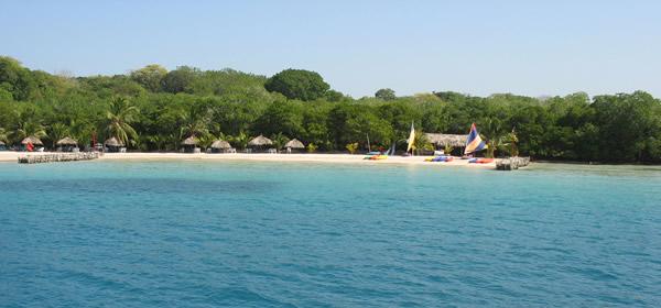Beautiful Beaches of Cartagena