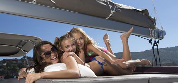 Bali 4.5 Catamaran
