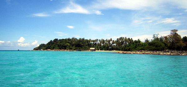 Turquoise Waters of Koh Chang