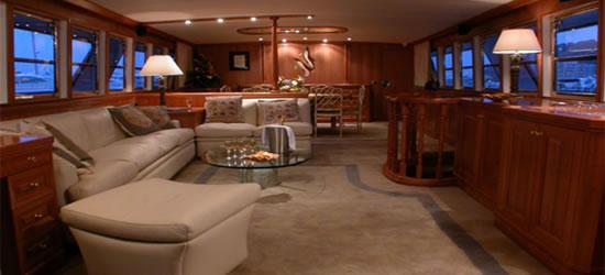 Ava Luxury Motor Yacht