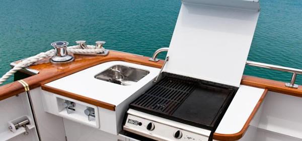 Escapade Motor Yacht