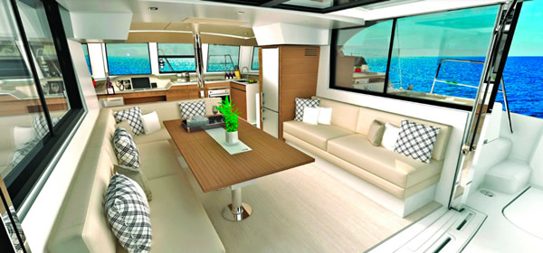 Bali Catspace Catamaran
