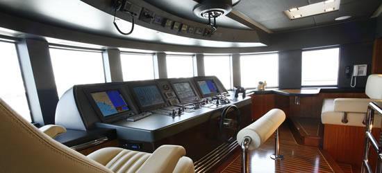M/Y Serenity II Luxury Motor Yacht
