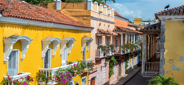 Colonial Old Town of Cartagena