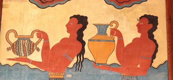 Ancient Images of Crete