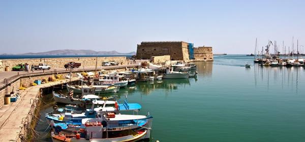 The Venetian Fortress, Heraklion