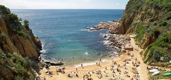 Beautiful Cove, Costa Brava