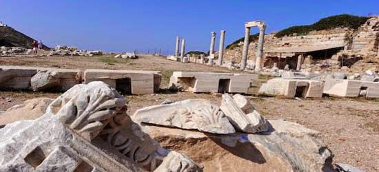 Turkish Ruins, Orhaniye