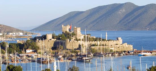 Bodrum Castle, Halicarnassos, Turkey