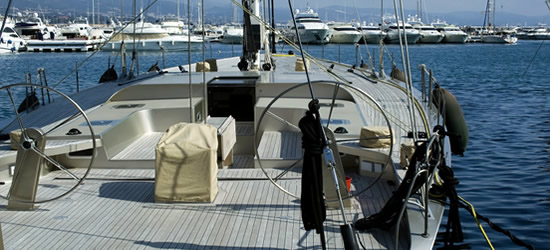 Luxury Sailing Yachts of Puerto Banus