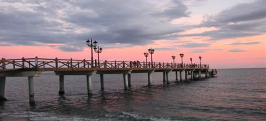 The Pier at Marbella Club