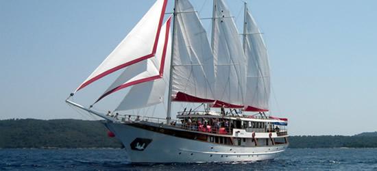 Barbara Sailing Ship