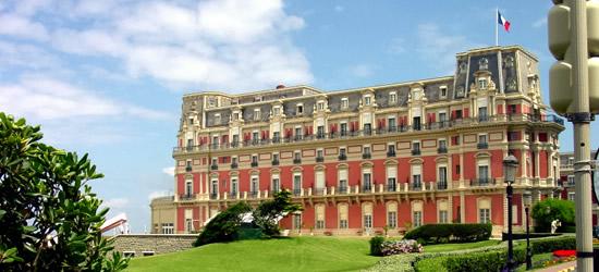 Classic French Hotel, Biarritz