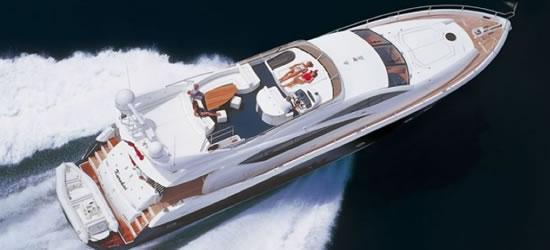 Sunseeker Yacht 75