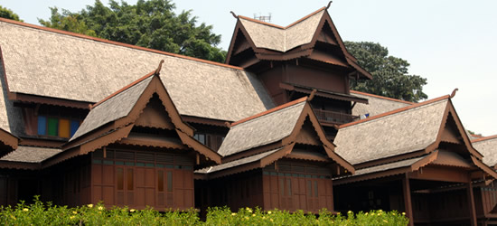 Melaka Palace, Brunei