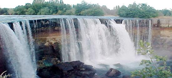 Laja Waterfalls, Patagonia