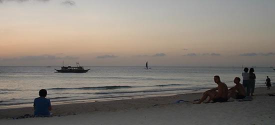 Twilight, Boracay
