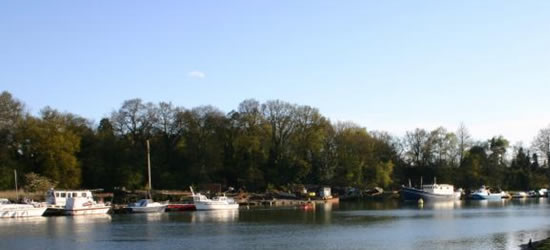 Hamble River