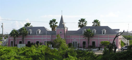 The Courthouse of Grand Turk