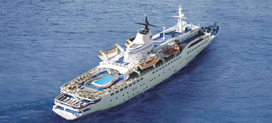 Galapagos Legend Small Cruise Ship