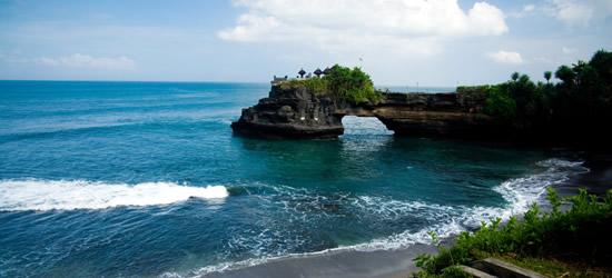 Tannah Lot, Bali, Indonesia