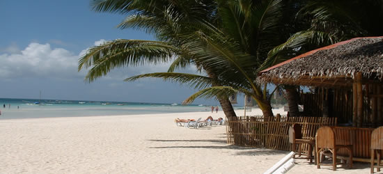White Sands Beach, Boracay