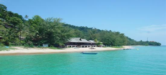 Tioman, An Island of Paradise