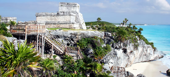 Ancient Ruins of Tulum, Cancun