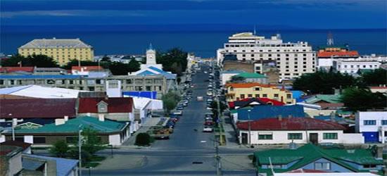 Punta Arenas, Strait of Magellan
