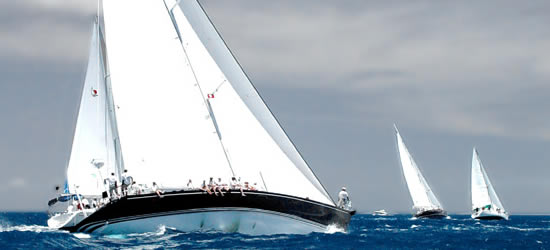 Antigua Race Week