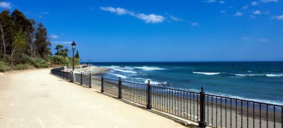 The Golden Mile, Puerto Banus