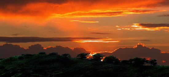 Tropical Sunset, Tortola