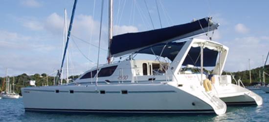 Belize Catamarans: Leopard 45 | Inter Yacht Charter