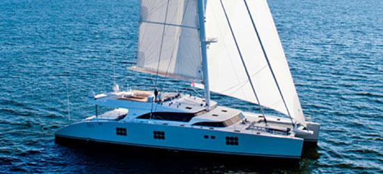 Luxury Catamaran Ipharra Sunreef 102 Mediterranean