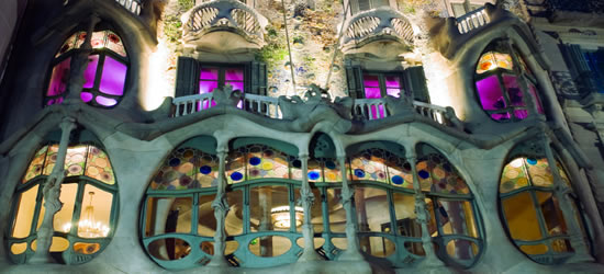 Colours of Barcelona