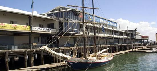 Historical Schooner, Maritime Museum