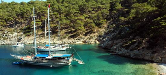 Turquoise Waters of Fethiye